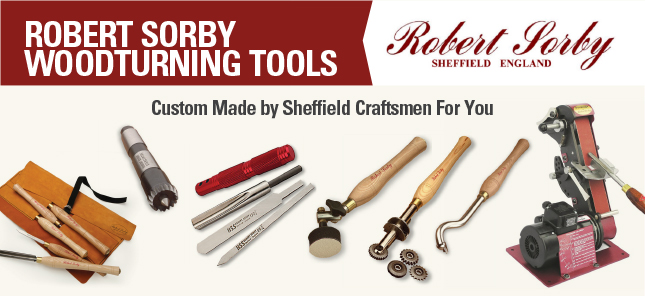 Robert Sorby Woodturning Tools